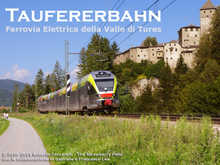 Taufererbahn - fiction ferroviaria